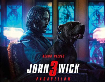"Pantelleria Cinema: in programmazione questo week end ""Jhon Wick 3 - Parabellum"""