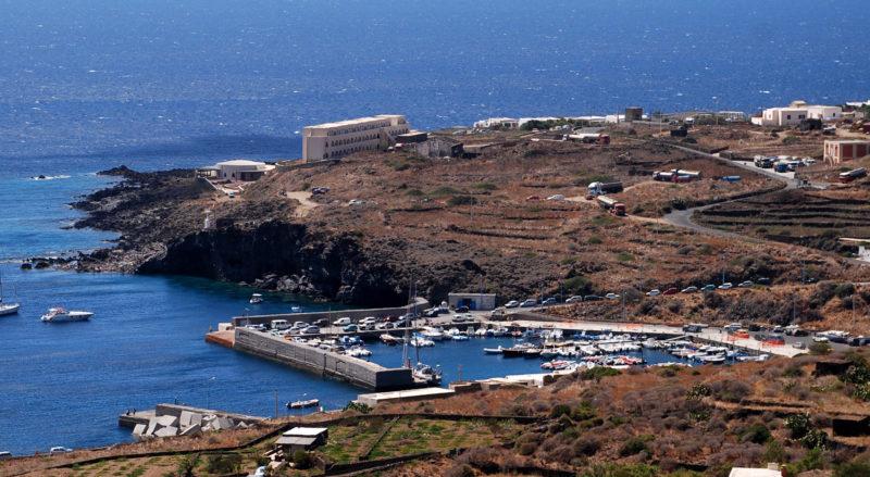 Pantelleria: modifiche alla navigazione e ormeggio nell'area del porto di Scauri