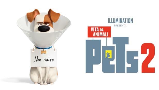 """Pantelleria Cinema: in programmazione questo weekend """"Pets 2 - Vita da animali"""""""