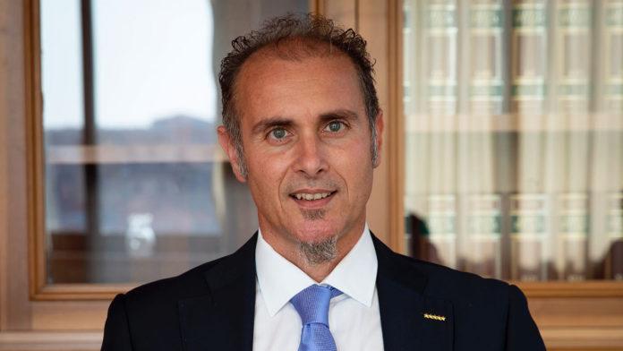 Vincenzo Santangelo - Sottosegretario di Stato alla Presidenza del Consiglio dei ministri